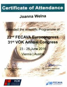 22 Kongres FECAVA